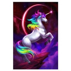 Unicorn Dream Canvas Art