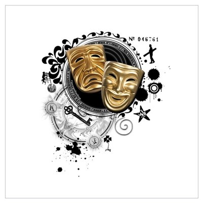 Alchemy of Theatre Production Poster