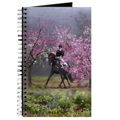 Spring Half Pass Dressage Journal
