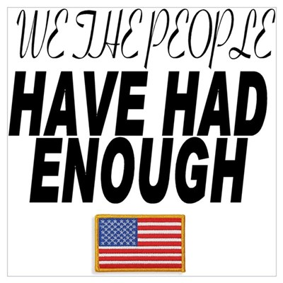 WE THE PEOPLE Poster