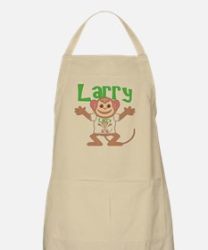 Little Monkey Larry Apron