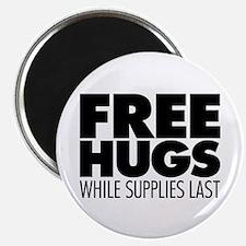 "Free Hugs 2.25"" Magnet (10 pack)"
