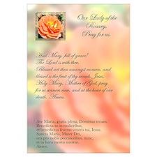 Autumn Rose Ave Maria