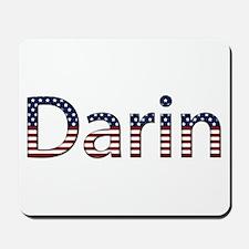 Darin Stars and Stripes Mousepad