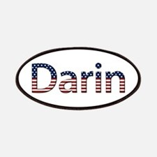 Darin Stars and Stripes Patch
