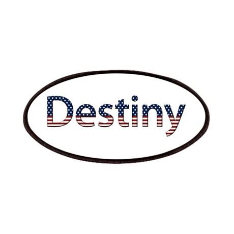 Destiny Stars and Stripes Patch