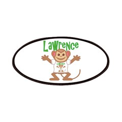 Little Monkey Lawrence Patches