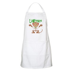 Little Monkey Lawrence Apron