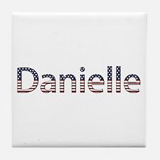 Danielle Stars and Stripes Tile Coaster