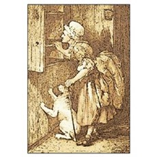 Old Mother Hubbard, #2 Poster