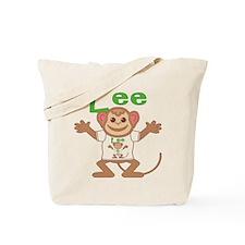 Little Monkey Lee Tote Bag
