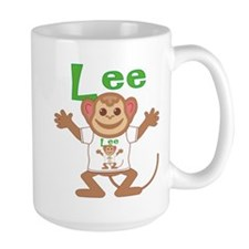 Little Monkey Lee Mug