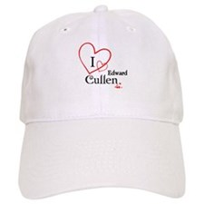 I love Edward Cullen Baseball Cap