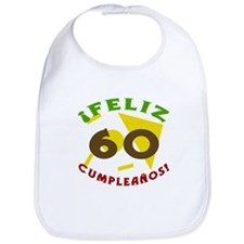 Feliz Cumpleaños (60) Bib