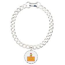 Cluckin Chicken Bracelet