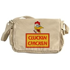 Cluckin Chicken Messenger Bag