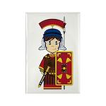 Cute Roman Soldier Magnet (100 Pk)