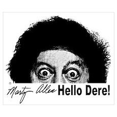 Hello Dere! Poster