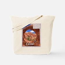 Funny Utah Tote Bag