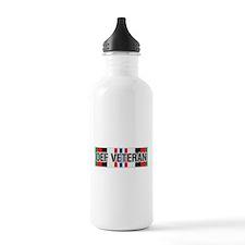 OEF Veteran Ribbon Sports Water Bottle