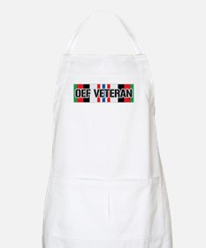 OEF Veteran Ribbon Apron