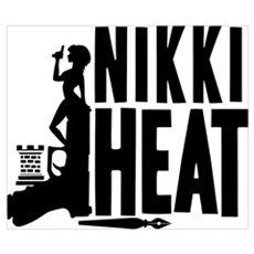 Castle Nikki Heat Poster