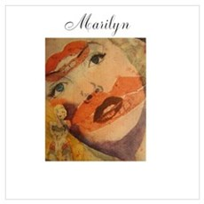 Marilyn Collection Poster