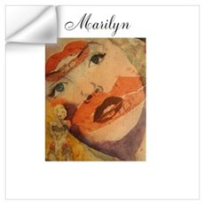 Marilyn Collection Wall Decal