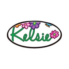 Kelsie Flowers Patches