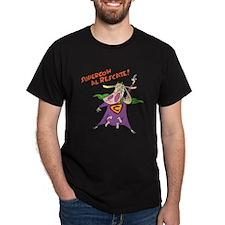 Supercow al Rescate Dark T-Shirt