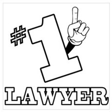 #1 - LAWYER Poster