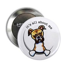 "Funny Boxer 2.25"" Button (100 pack)"