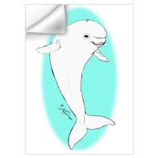 Beluga Wall Decal