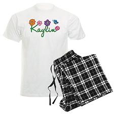 Kaylin Flowers Pajamas