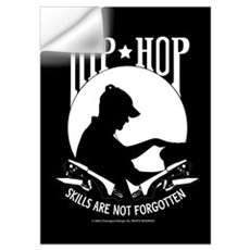 Hip hop designs Wall Decal