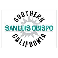 San Luis Obispo CA Poster