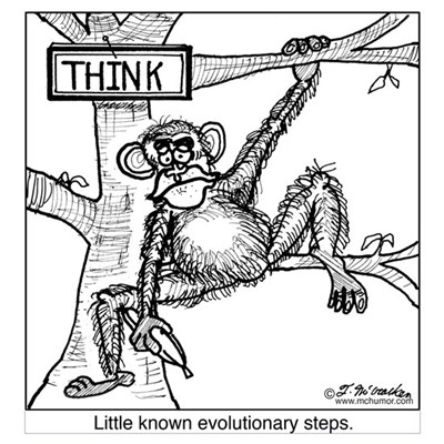 Little known evolutionary steps Canvas Art