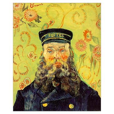 Joseph Etienne Roulin (Postma Poster