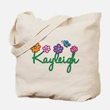 Kayleigh Flowers Tote Bag