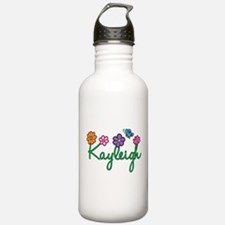 Kayleigh Flowers Water Bottle