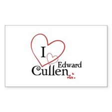 I love Edward Cullen Decal