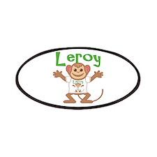 Little Monkey Leroy Patches