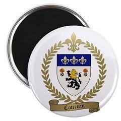 "COTTREAU Family Crest 2.25"" Magnet (10 pack)"