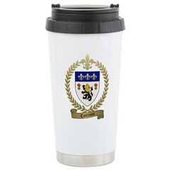 COTTREAU Family Crest Travel Mug