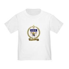 COTTREAU Family Crest T