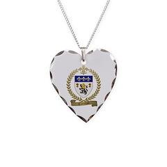 COTTREAU Family Crest Necklace