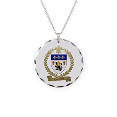 COTTREAU Family Crest Necklace