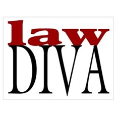 Law Diva Poster