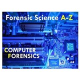 Digital forensics Wrapped Canvas Art