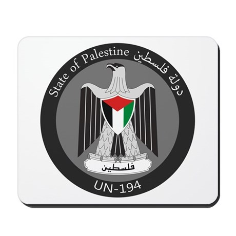 State of Palestine UN 194 Mousepad